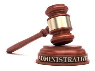 cannabis administrative law