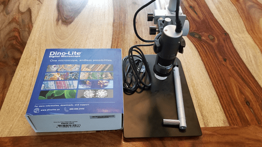 Dinolite AM4815ZT Digital USB Microscope